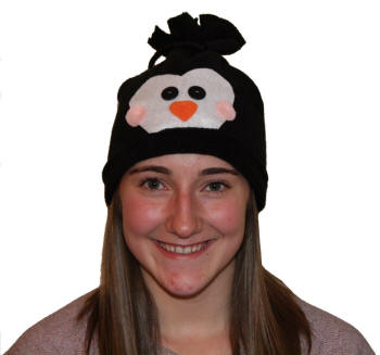 Penguin Hat Craft