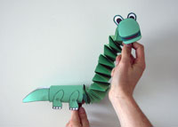 Dinosaur Crafts And Printables