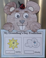 Groundhog S Day Crafts