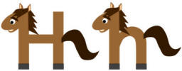 Horse Crafts For Kids