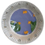 Porthole Paper Plate Craft