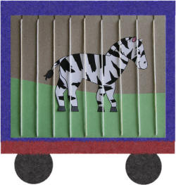 Zoo Cages Craft