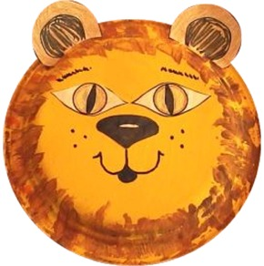 Easy paper plate lion craft  sc 1 st  DLTK-Kids & Paper Plate Animal Crafts