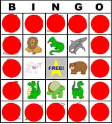 Instructions on how to play bingo squares bingo m4hsunfo