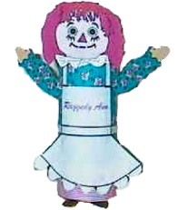raggedy ann toilet paper roll craft