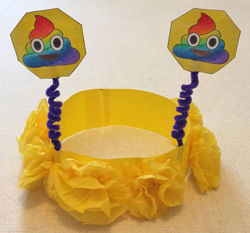 Emoji Crown