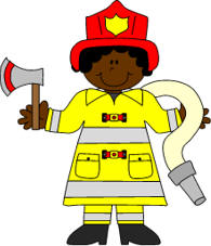 Fire Fighters Paper Craft