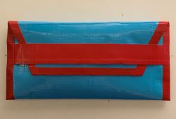 diy horizontal duct tape pencil case