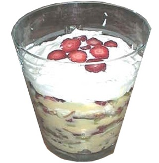 English Trifle (Grandma Doris's favorite recipe)