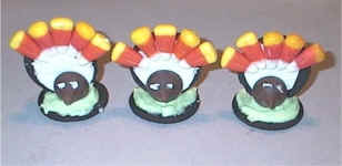 Oreo Turkey Snack