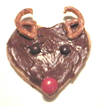 Reindeer Cookies (Version 2)