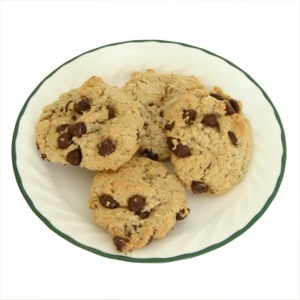 Chocolate Chip Cookies (Grandma Gloria's favorite recipe)