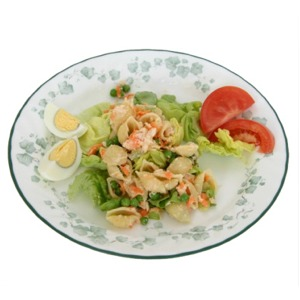 Deep-Sea Macaroni Salad