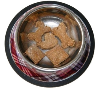 Noah's Ark Dog Biscuits