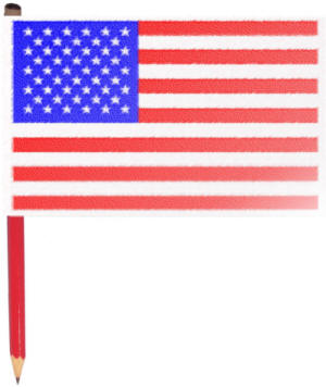 make your own american flag